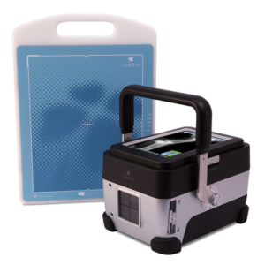 Cuattro Uno Digital Radiography with Detector