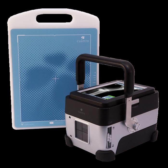 Cuattro Uno Portable Digital Radiography for Equine Practice