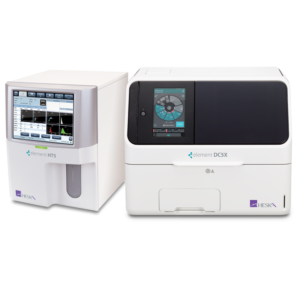 Element HT5 Veterinary Hematology Analyzer and Element DC5X Veterinary Chemistry Analyzer