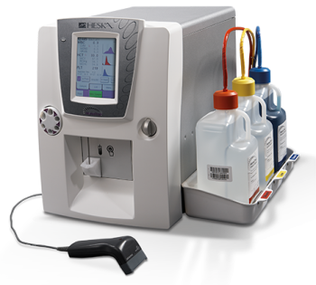 HemaTrue Veterinary Hematology Analyzer