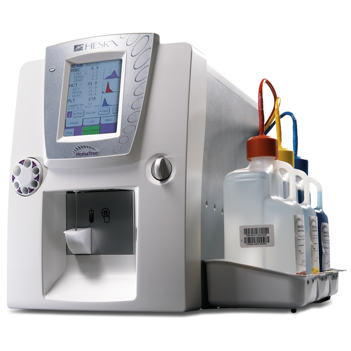 HemaTrue Veterinary Hematology Analyzer