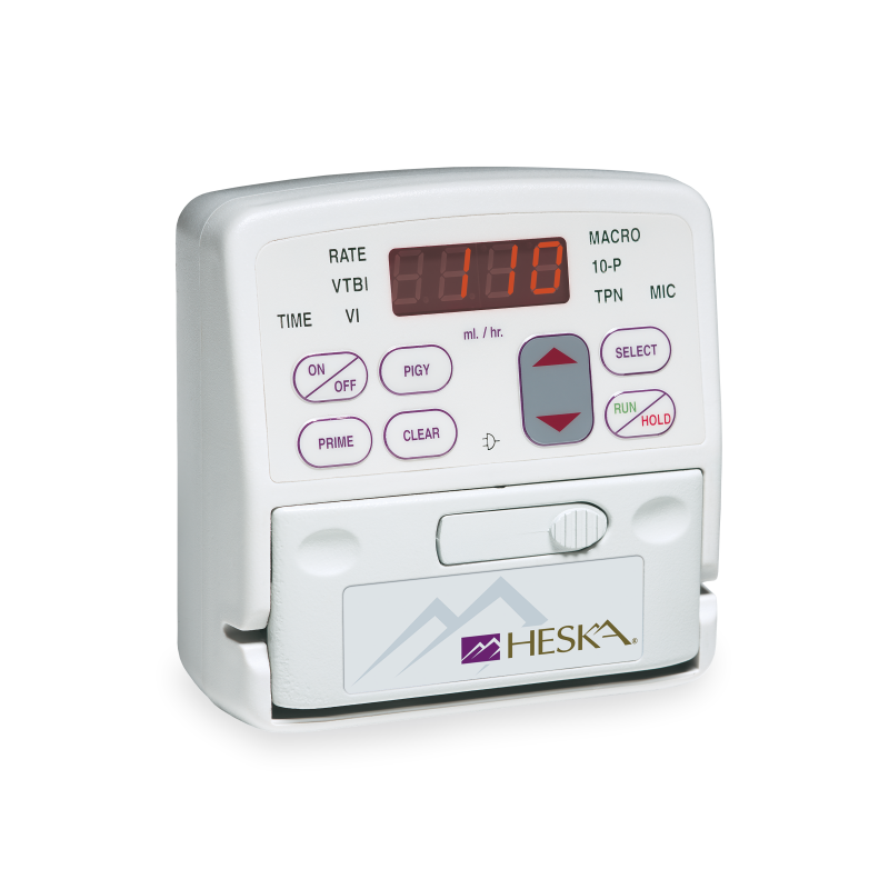 IV/2.2 Veterinary Infusion Pump