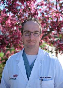 Dr. Holahan