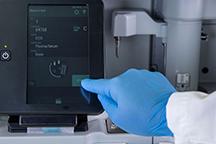 Element DCX Veterinary Analyzer Start